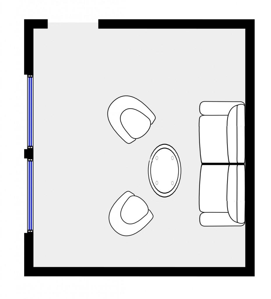 Plan 1 - Ground Floor