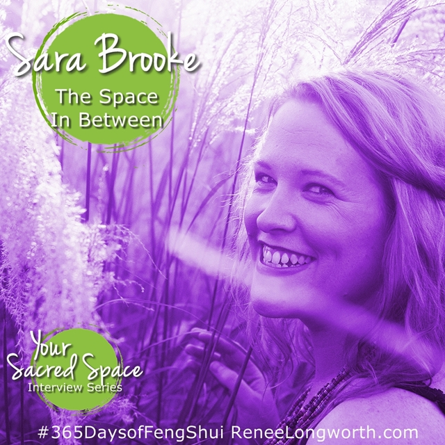 Sara Brooke from The Space In Between