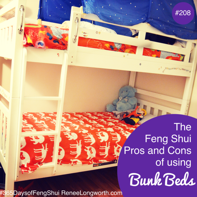 Feng Shui Pros and Cons of Bunk Beds