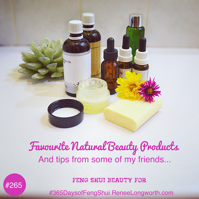 My Friends Favourite Natural Beauty Products