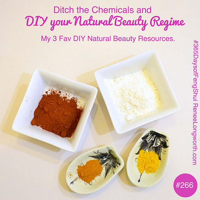 Natural DIY Beauty