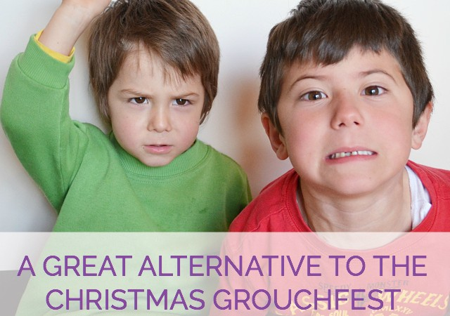 A Great Alternative to the Christmas Grouchfest