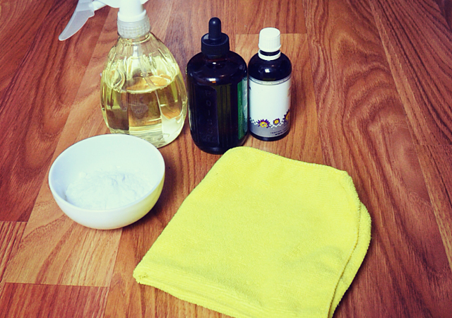 3 Favourite Feng Shui Safe Cleaning Products and Practices
