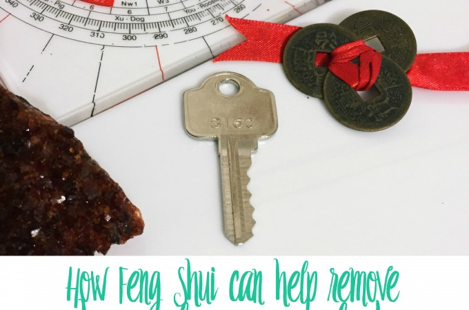 How Feng Shui can help remove physical Money Blocks.