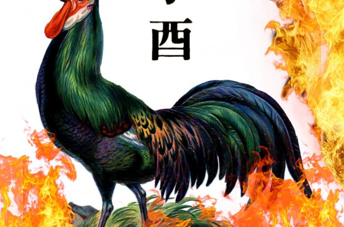 2017 The Year of the Yin Fire Rooster