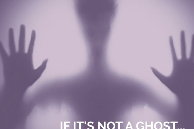 If it's NOT a Ghost….then What is IT?