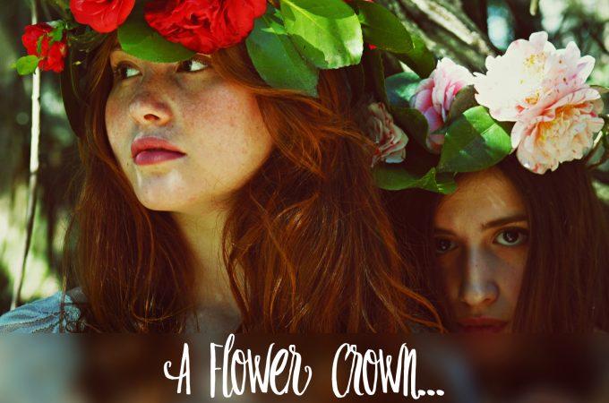 A Flower Crown does not maketh a Spiritual Mentor.