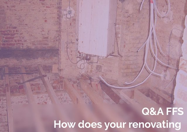 How Does Your Renovating Affect Your Energy? Q&A FFS #2