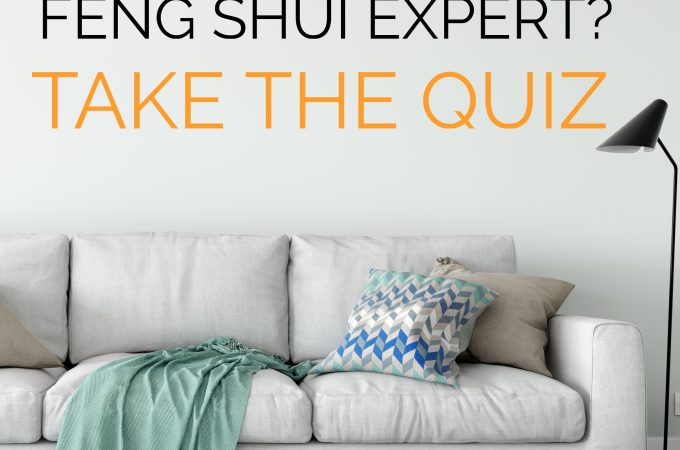 Are you a Feng Shui Expert? Quiz.