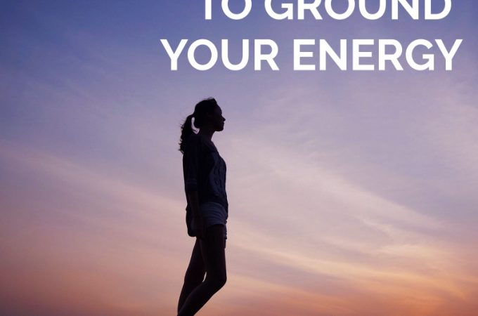 The real reason to Ground your energy.